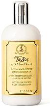 Düfte, Parfümerie und Kosmetik Taylor of Old Bond Street Sandalwood Luxury Hair Conditioner - Luxury Haarconditioner mit Sandelholz