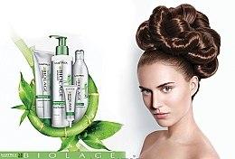 Haarcreme für schwaches und sprödes Haar - Biolage Advanced Fiber Strong Fortifying Cream — Bild N2