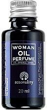 Düfte, Parfümerie und Kosmetik Renovality Original Series Woman Oil Parfume - Parfümöl