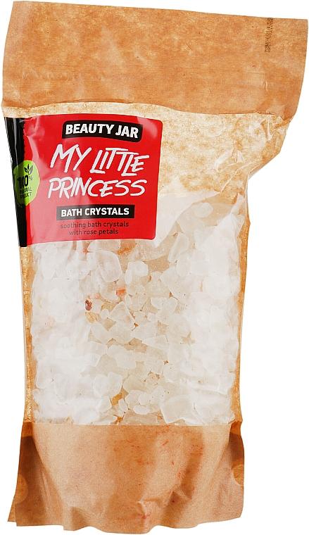 Beruhigende Badekristalle mit Rosenblätter - Beauty Jar Bath Crystals