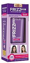 Düfte, Parfümerie und Kosmetik Glättende Haarcreme mit Sheabutter - Kativa Frizz Off Smooth Control Leave-In Cream Karite