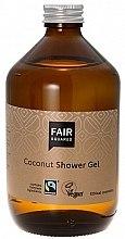 Düfte, Parfümerie und Kosmetik Beruhigendes Duschgel mit Kokosnussduft - Fair Squared Coconut Shower Gel