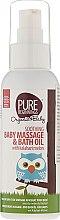 Düfte, Parfümerie und Kosmetik Feuchtigkeitsspendendes und beruhigendes Massage- und Badeöl für Babys - Pure Beginnings Soothing Baby Massage and Bath Oil