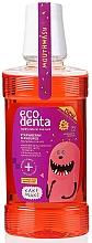 Düfte, Parfümerie und Kosmetik Mundspülung für Kinder mit Erdbeergeschmack - Ecodenta Super+Natural Oral Care Strawberry