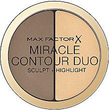 Düfte, Parfümerie und Kosmetik Konturpalette - Max Factor Miracle Contour Duo