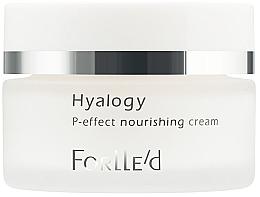 Düfte, Parfümerie und Kosmetik Pflegende Gesichtscreme - ForLLe'd Hyalogy P-effect Nourishing Cream