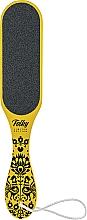 Düfte, Parfümerie und Kosmetik Fußfeile 80/100 gelb - MiaCalnea Folky Lemon