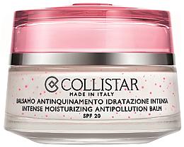 Düfte, Parfümerie und Kosmetik Feuchtigkeitsspendende Gesichtscreme - Collistar Intense Moisturizing Antipollution Balm SPF20