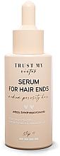 Düfte, Parfümerie und Kosmetik Serum für die Haarspitzen mit Macadamia- und Avocadoöl für mittelporöses Haar - Trust My Sister Medium Porosity Hair Serum For Hair Ends