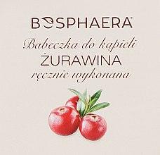 Düfte, Parfümerie und Kosmetik Badebombe Preiselbeeren - Bosphaera