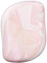 Düfte, Parfümerie und Kosmetik Haarbürste rosa - Tangle Teezer Compact Styler Smashed Holo Pink