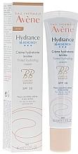 Düfte, Parfümerie und Kosmetik Reichhaltige, feuchtigkeitsspendende und getönte BB Gesichtscreme für trockene bis sehr trockene und empfindliche Haut SPF 30 - Avene Hydrance BB-Rich Tinted Hydrating Cream SPF30
