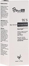 Düfte, Parfümerie und Kosmetik Regenerierende und nährende Gesichtscreme für Tag und Nacht mit 96% natürlichen Inhaltsstoffen - BeeYes Bee Venom Eco Face Cream