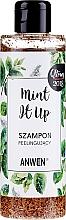 "Düfte, Parfümerie und Kosmetik Peeling Shampoo ""Mint It Up"" - Anwen Refreshing Peeling Hair Shampoo"