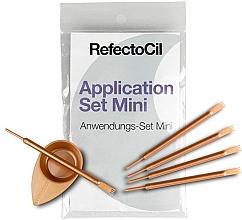Düfte, Parfümerie und Kosmetik Augenbrauen- und Wimpernfarbe-Set Mini - RefectoCil Application Set Mini Rose Gold (5 St.)