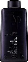 Erfrischendes Männershampoo - Wella Wella SP Men Refresh Shampoo — Bild N2