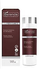 Düfte, Parfümerie und Kosmetik Mizellen-Gesichtsessenz zum Abschminken - Bielenda Professional SupremeLab Power of Nature