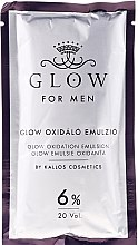 Haarfarbe - Kallos Cosmetics Glow Long Lasting Cream Hair Colour Man — Bild N4