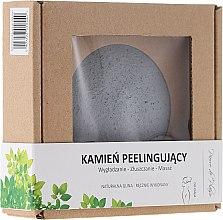Düfte, Parfümerie und Kosmetik Peelingstein aus natürlicher grauen Tonerde für den Körper - Pierre de Plaisir Natural Scrubbing Stone Body
