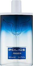 Düfte, Parfümerie und Kosmetik Police Frozen - Eau de Toilette
