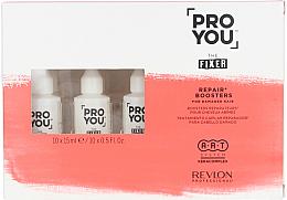 Düfte, Parfümerie und Kosmetik Regenerierender Booster für strapaziertes Haar - Revlon Professional Pro You Fixer Repair Boosters