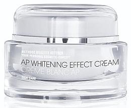 Düfte, Parfümerie und Kosmetik Aufhellende Gesichts- und Körpercreme mit Shebutter und Milchsäureester - Methode Brigitte Kettner AP Whitening Effect Cream
