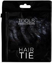 Düfte, Parfümerie und Kosmetik Wildleder-Haarband schwarz - Gabriella Salvete Hair Tie