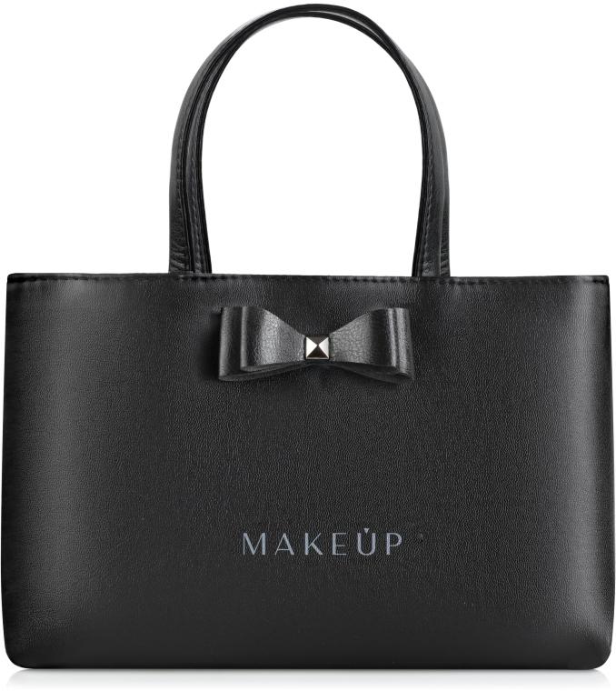 Geschenktasche Black elegance - MakeUp (24 x 15,5 cm)