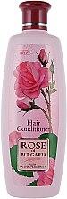 Düfte, Parfümerie und Kosmetik Haarspülung mit Rosenwasser - BioFresh Rose of Bulgaria Hair Conditioner