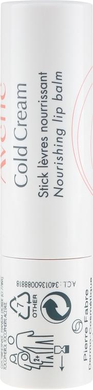 Pflegender Lippenbalsam - Avene Eau Thermale Cold Cream Lip Balm