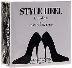 Düfte, Parfümerie und Kosmetik Jean-Pierre Sand Style Heel London - Eau de Parfum