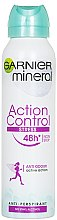 Düfte, Parfümerie und Kosmetik Deospray 48 h Non Stop - Garnier Mineral Deo Action Control