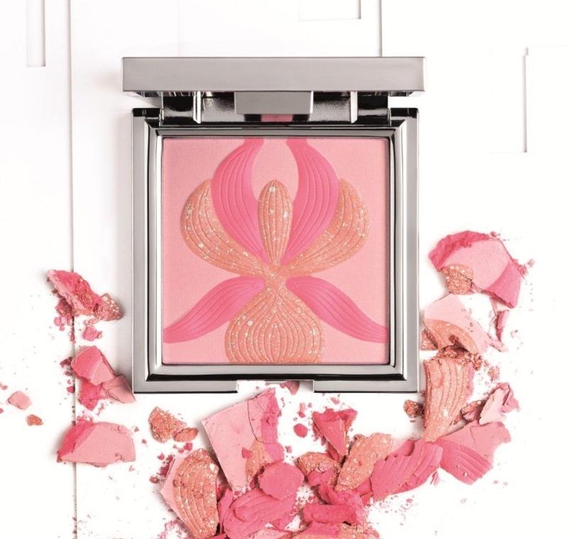 2in1 Highlighter- und Rougepalette - Sisley L'orchidee Rose — Bild N2
