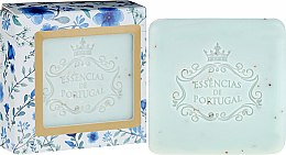 Düfte, Parfümerie und Kosmetik Naturseife Violet Scrub - Essencias De Portugal Violet whit Apricot Kernel Scrub Aromas Collection