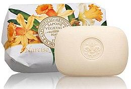 Düfte, Parfümerie und Kosmetik Naturseife Narcissus - Saponificio Artigianale Fiorentino Daffodil Soap