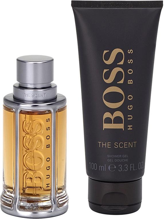 Hugo Boss The Scent - Set (edt/50ml + sh/gel/100ml) — Bild N2
