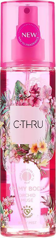 Parfümiertes Körperspray - C-Thru Orchid Muse
