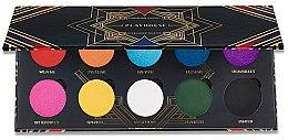 Düfte, Parfümerie und Kosmetik Lidschattenpalette - London Copyright Magnetic Eyeshadow Palette Playhouse