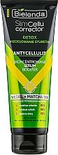 Düfte, Parfümerie und Kosmetik Anti-Cellulite Körperserum mit Matchatee - Bielenda Slim Cellu Corrector Detox Serum Booster