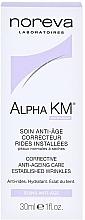 Korrigierende Anti-Aging Gesichtscreme für normale bis trockene Haut - Noreva Laboratoires Alpha KM Corrective Anti-Ageing Treatment Normal To Dry Skins — Bild N6