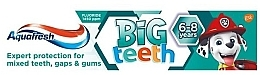 Düfte, Parfümerie und Kosmetik Kinder-Zahnpasta 6-8 Jahre - Aquafresh PAW Patrol