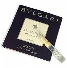 Düfte, Parfümerie und Kosmetik Bvlgari Splendida Iris D`Or - Eau de Parfum (Tester)