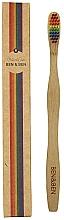 Düfte, Parfümerie und Kosmetik Bambuszahnbürste - Ben&Anna Ben & Ben Bamboo Toothbrush Brush