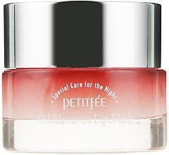 Düfte, Parfümerie und Kosmetik Lippenmaske für die Nacht mit Kamelienöl und Vitamin E - Petitfee&Koelf Oil Blossom Lip Mask