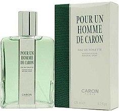 Düfte, Parfümerie und Kosmetik Caron Pour Un Homme de Caron - Eau de Toilette