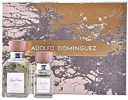 Düfte, Parfümerie und Kosmetik Adolfo Dominguez Agua Fresca - Set(edt/120ml + edt/30ml)