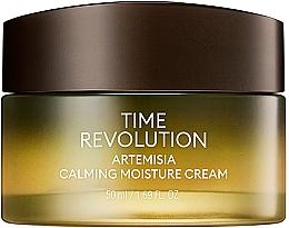 Düfte, Parfümerie und Kosmetik Beruhigende und feuchtigkeitsspendende Gesichtscreme - Missha Time Revolution Artemisia Calming Moisture Cream