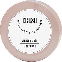 Düfte, Parfümerie und Kosmetik Feuchtigkeitsspendende Haarmaske - Grazette Crush Wonder Mask
