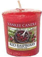 Düfte, Parfümerie und Kosmetik Votivkerze Red Raspberry - Yankee Candle Red Raspberry Sampler Votive
