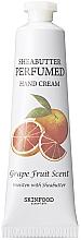 Düfte, Parfümerie und Kosmetik Parfümierte Handcreme mit Sheabutter und Grapefruitduft - Skinfood Shea Butter Perfumed Hand Cream Grapefruit Scent